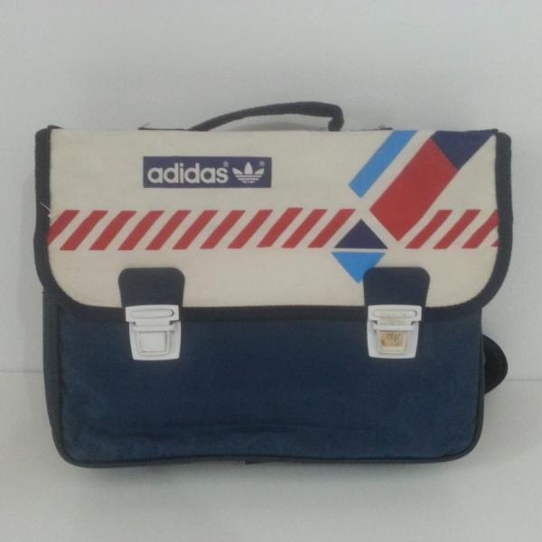 [:es] maleta mochila Adidas años 80[:en] 80s Adidas backpack suitcase [:]