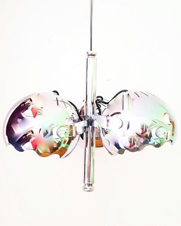 [:es]Lámpara techo space age [:en]space age futuristic ufo pendant ceiling lamp[:]